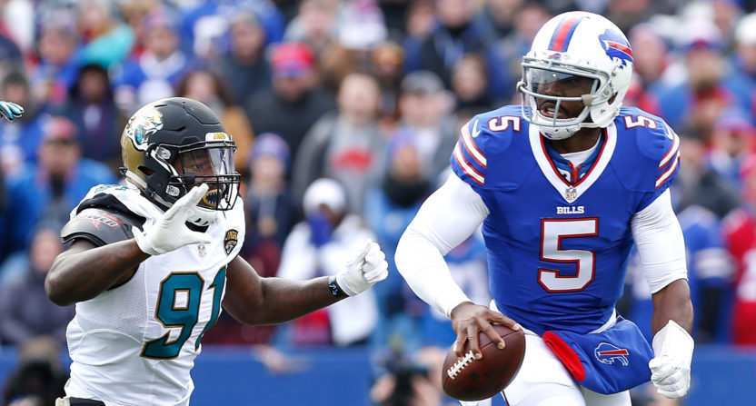 NFL: Jacksonville Jaguars at Buffalo Bills