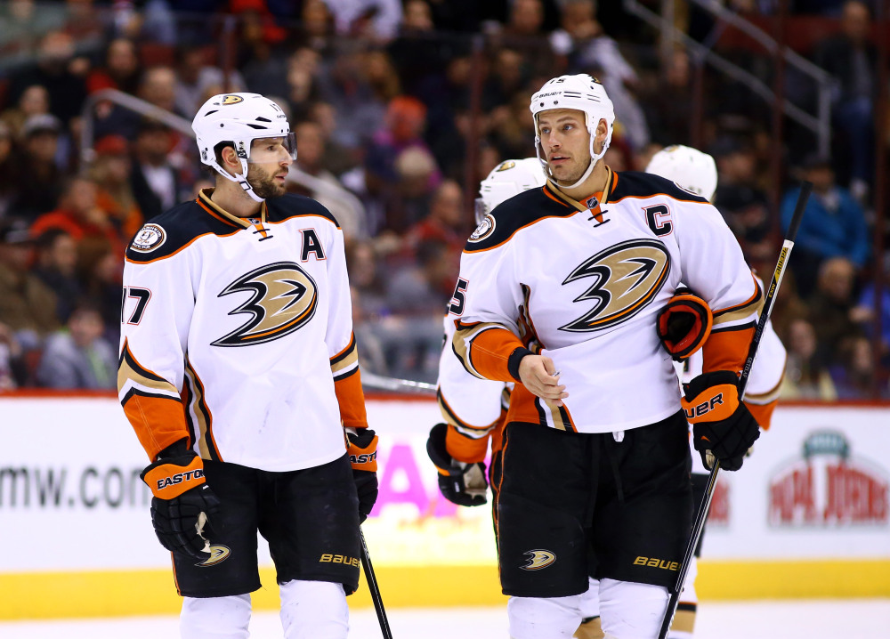 USP NHL: ANAHEIM DUCKS AT ARIZONA COYOTES S HKN USA AZ
