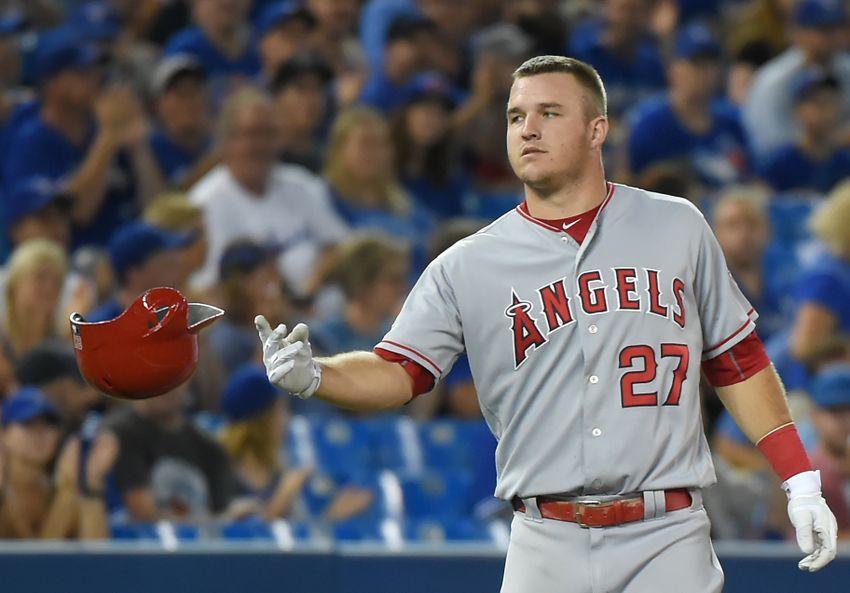 MLB: Los Angeles Angels at Toronto Blue Jays