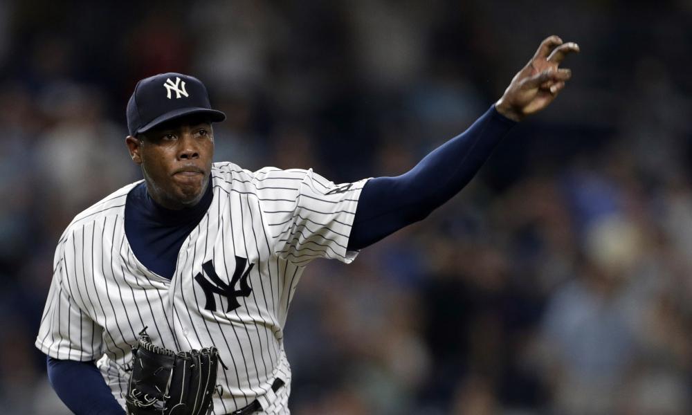 USP MLB: BALTIMORE ORIOLES AT NEW YORK YANKEES S BBA USA NY