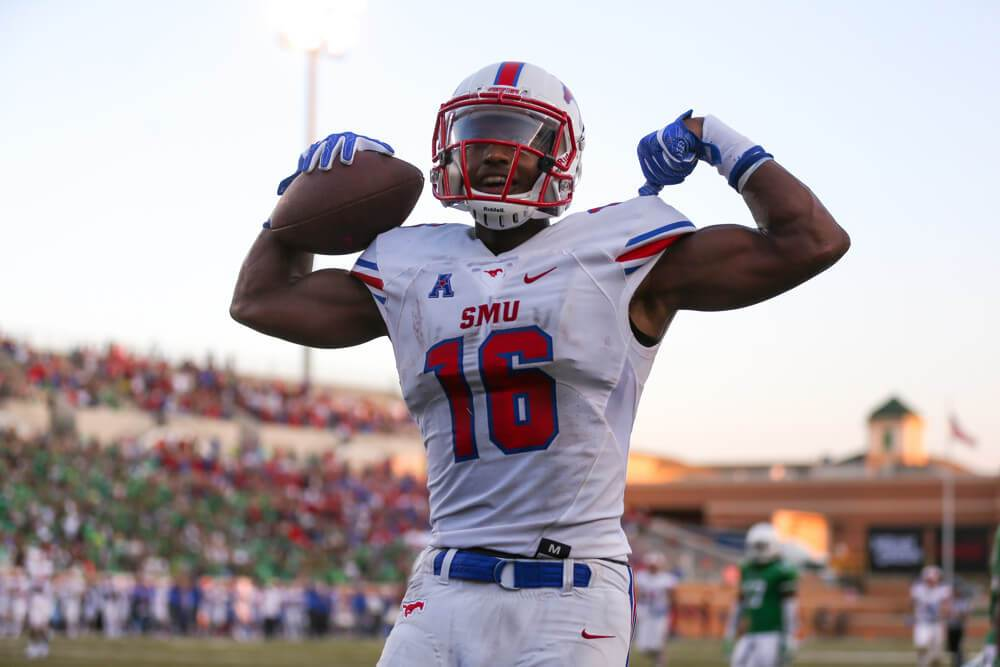 Courtland Sutton – SMU