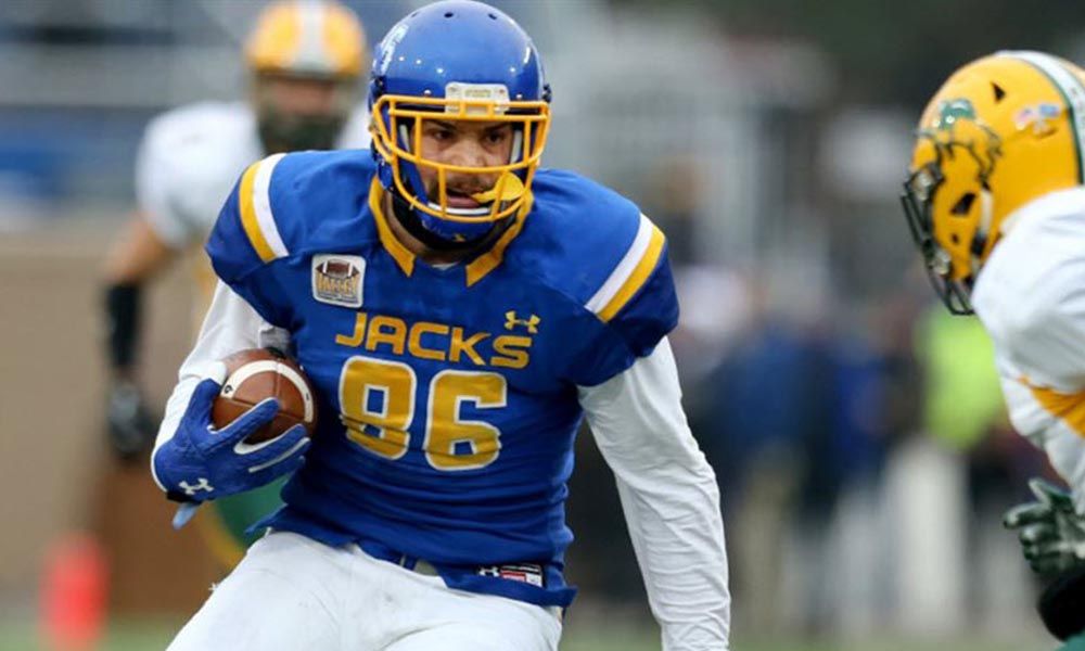 Dallas Goedert – South Dakota State