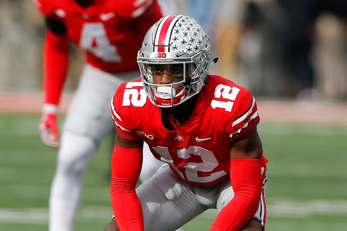 Denzel Ward - Ohio State