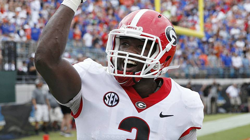 Roquan Smith - Georgia