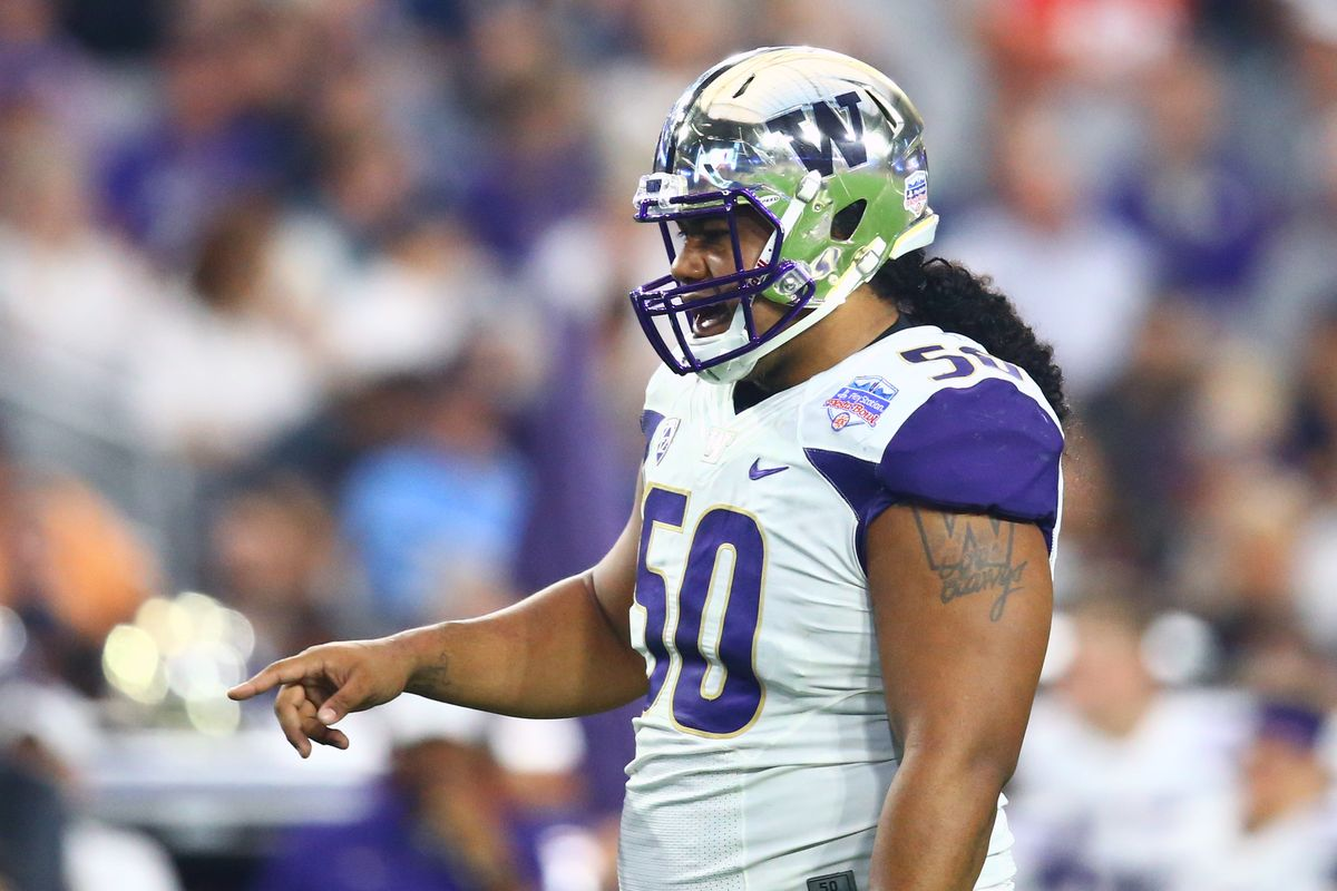 Vita Vea - Washington