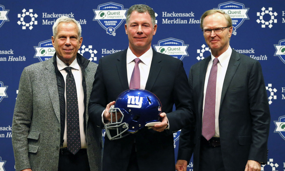 NFL: New York Giants-Pat Shurmur Press Conference