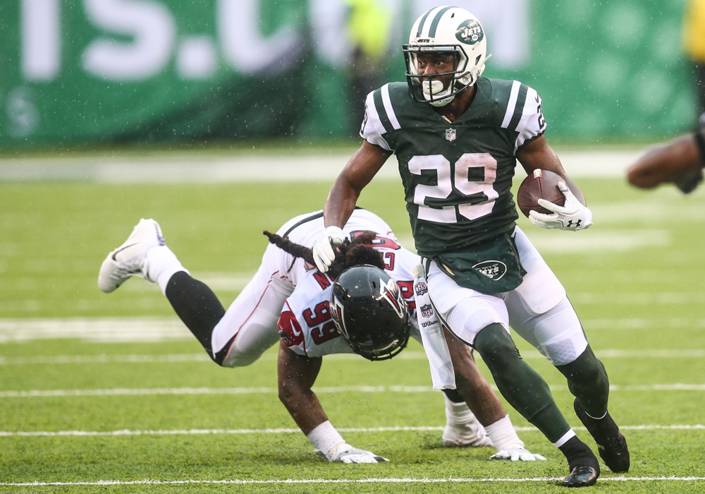 NFL: OCT 29 Falcons at Jets