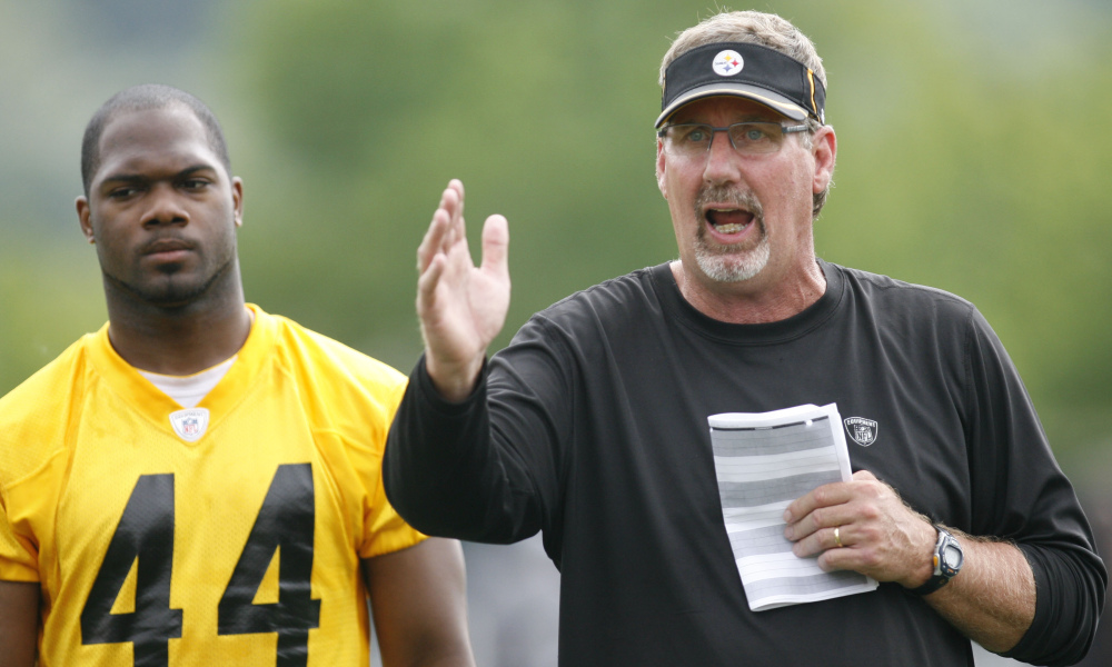 NFL: Pittsburgh Steelers-Minicamp