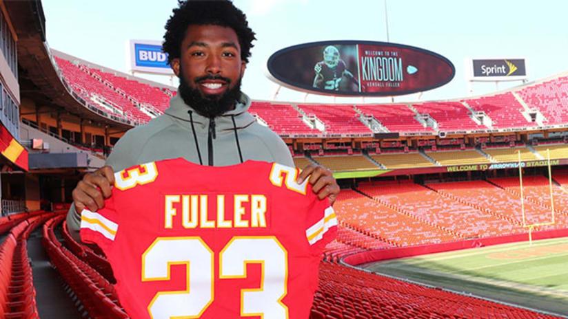 Kendall Fuller CB