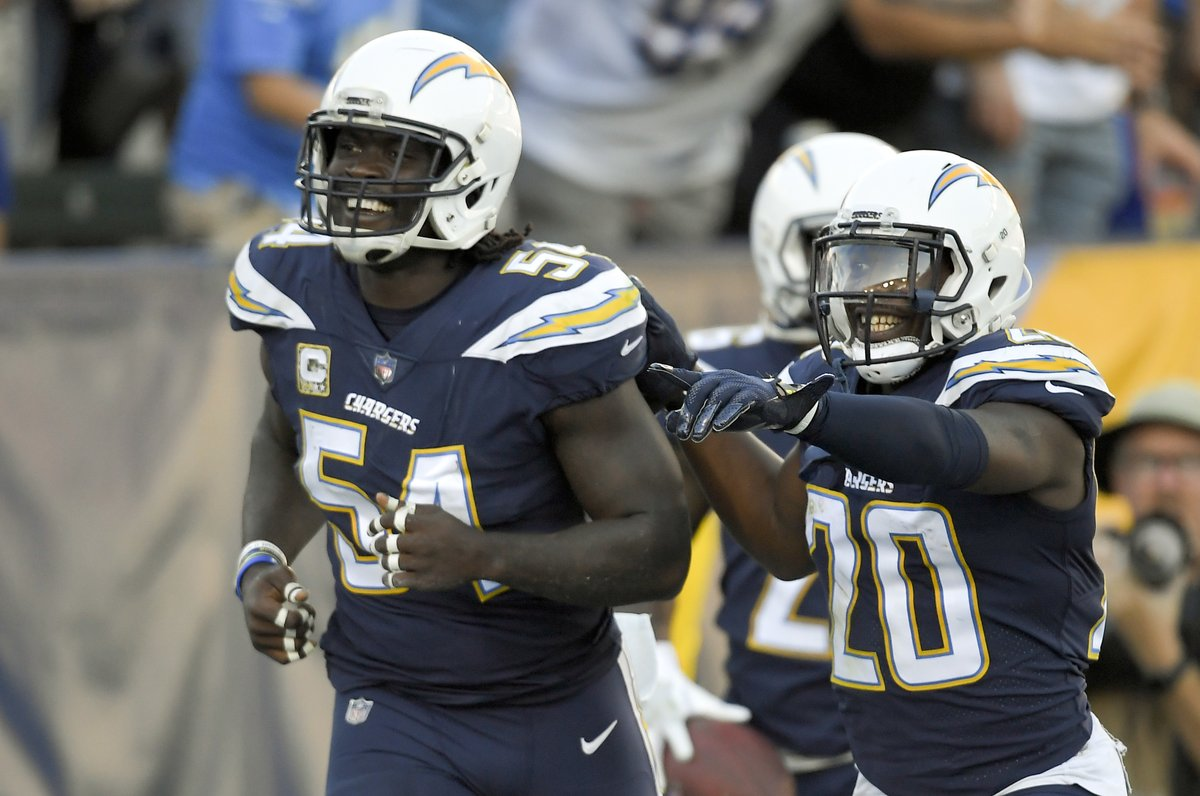Los-Angeles-Chargers-defense-Melvin-Ingram-photo-Twitter-LA-Chargers