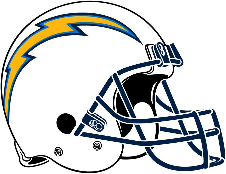 Los_Angeles_Chargers_helmet_rightface