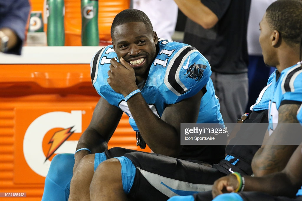 NFL: AUG 24 Preseason - Patriots at Panthers