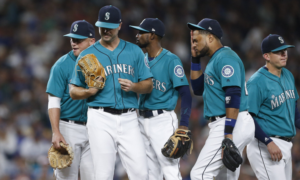 USP MLB: LOS ANGELES DODGERS AT SEATTLE MARINERS S BBA SEA LAD USA WA