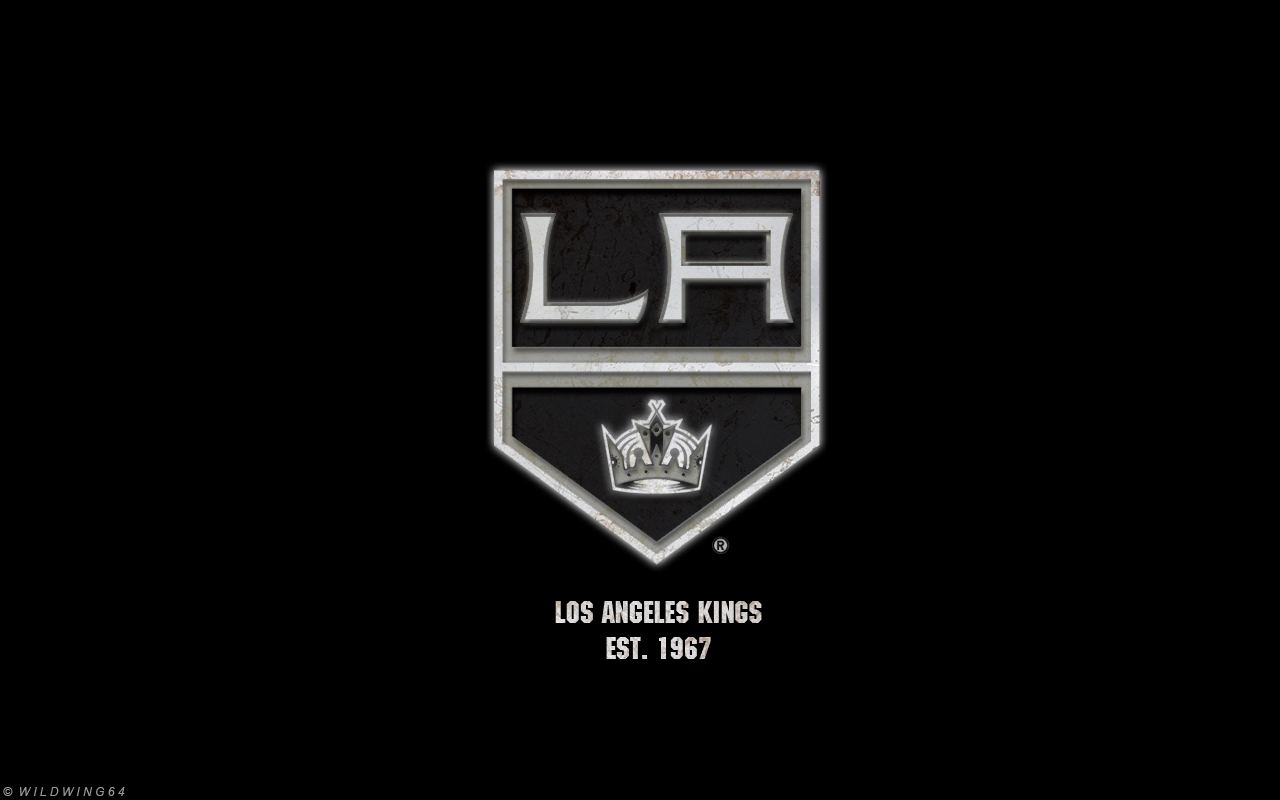 los_angeles_kings__metallic_logo_wallpaper_by_wildwing64-wide