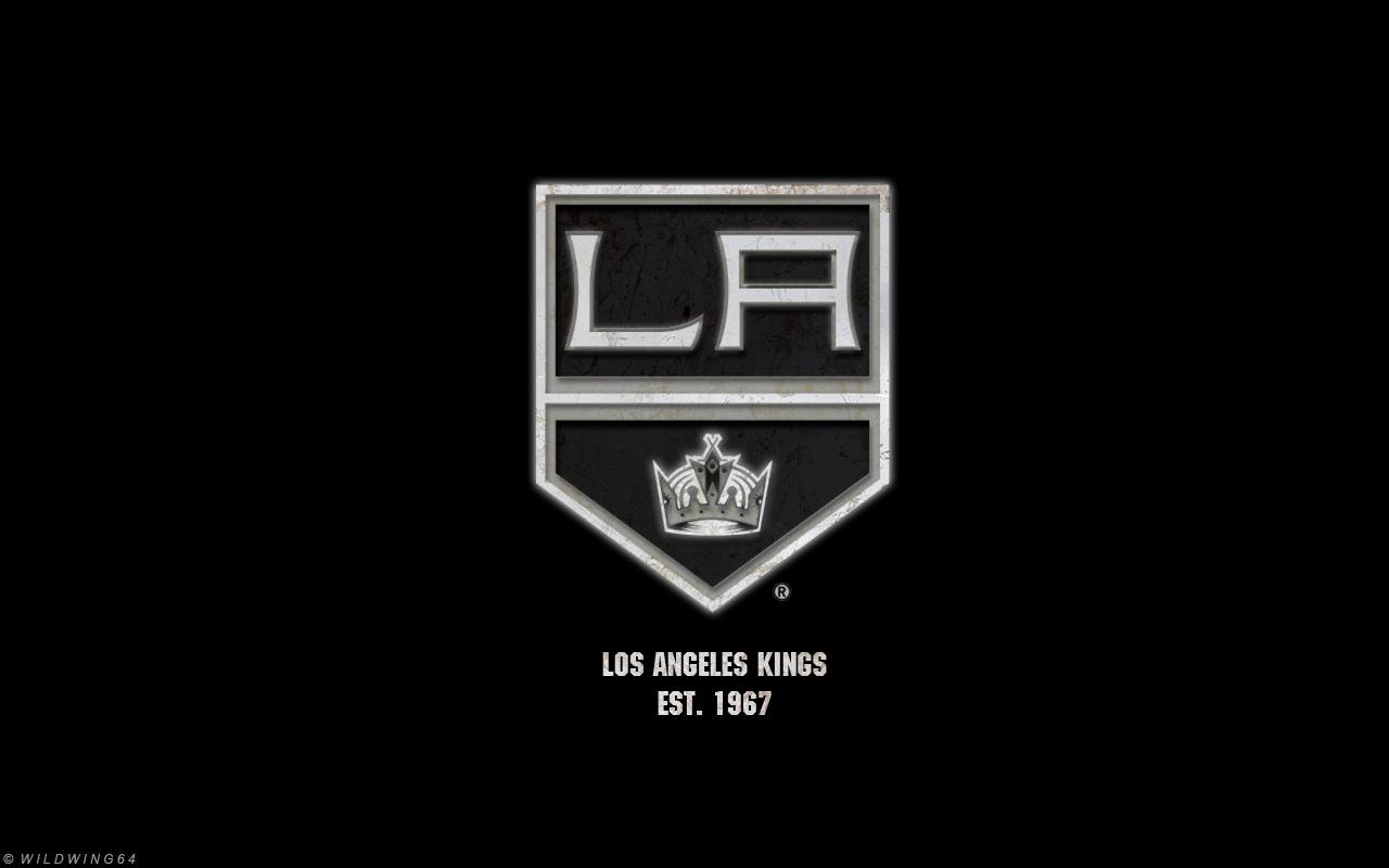 los_angeles_kings__metallic_logo_wallpaper_by_wildwing64-wide